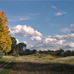 То моя осінь.