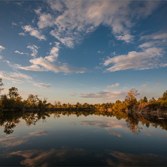 """Тихо на Кам""""яному озері."""