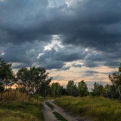 Про хмари та шлях.