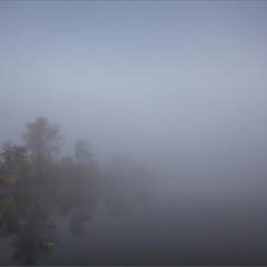 Синій туман.