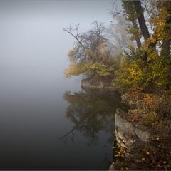 Ранок на озері.
