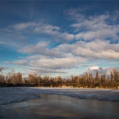 Озеро Каменное.
