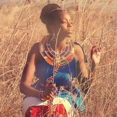 ...in Masai