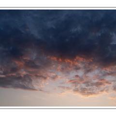 Грозовой закат