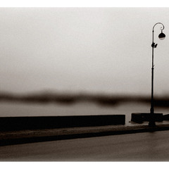 Одинокий Питерский Фонарь