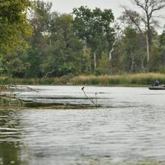 Три рыбака